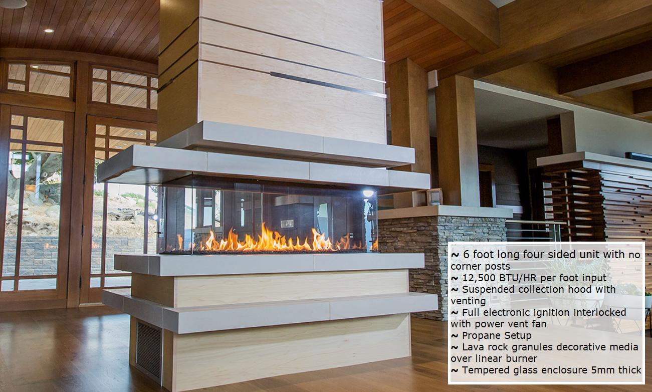 Custom Gas Fireplaces Custom Fireplaces Custom Fireplace Designs