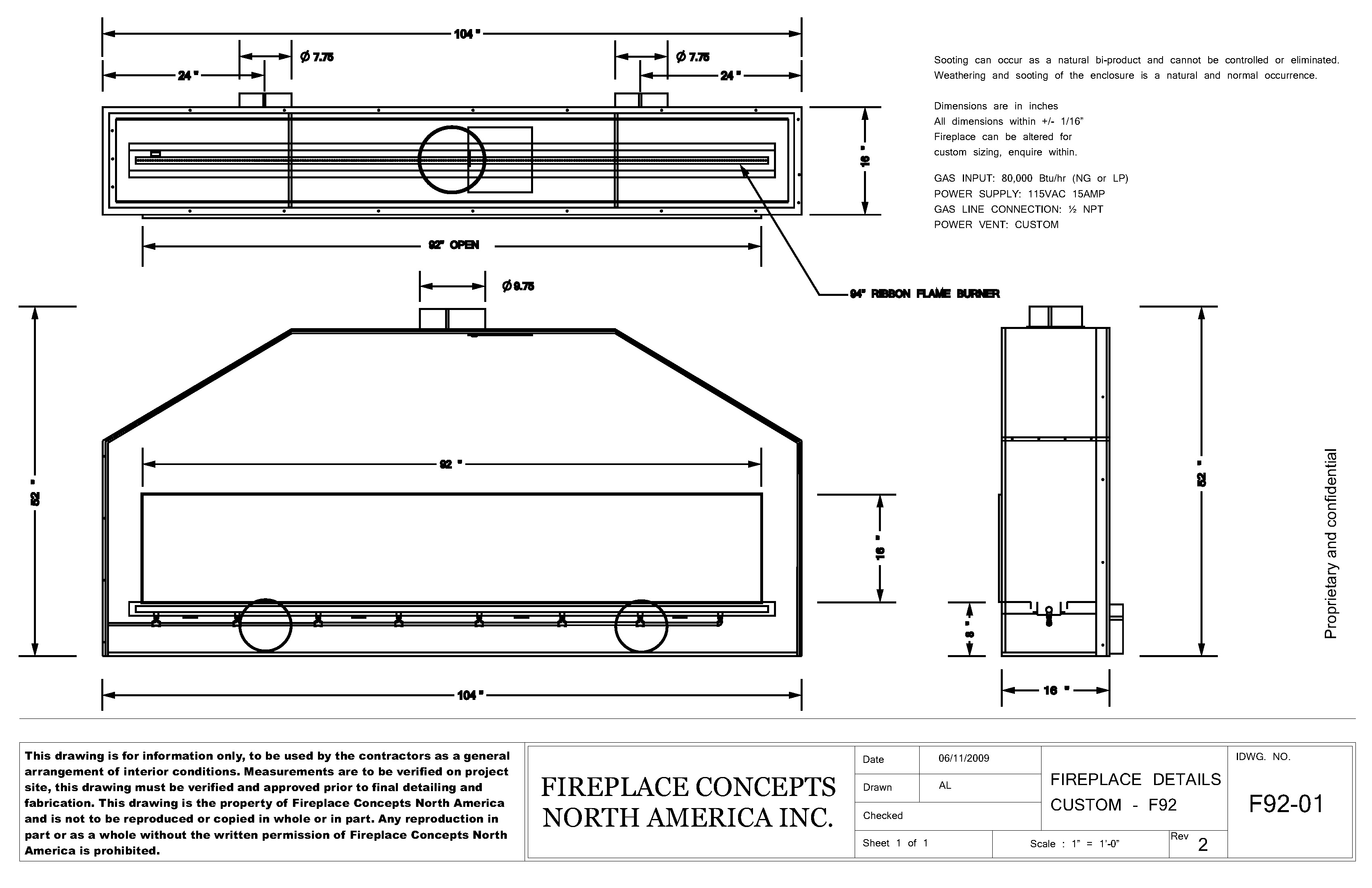 fireplace specifications images reverse search
